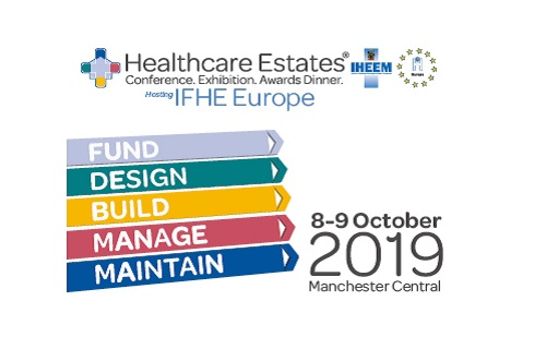 Healthcare Estates Exhibition 08/10/2019