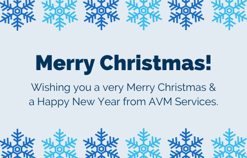 Merry Christmas from AVM Services